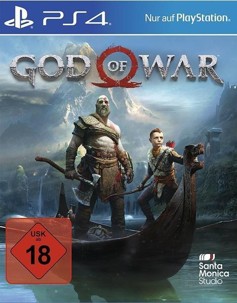Sony God of War (PS4)