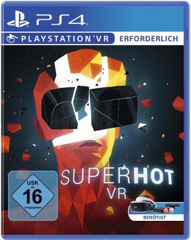 Sony Superhot VR (PSVR) (PS4)