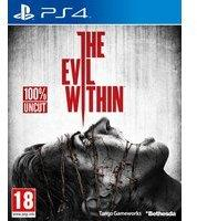 BETHESDA The Evil Within (PEGI) (PS4)