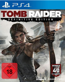 Square Enix Tomb Raider: Definitive Edition (PEGI) (PS4)
