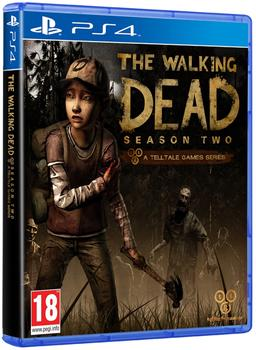 Avanquest The Walking Dead: A Telltale Games Series - Season Two (PEGI) (PS4)