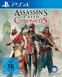 UbiSoft Assassins Creed: Chronicles (PEGI) (PS4)