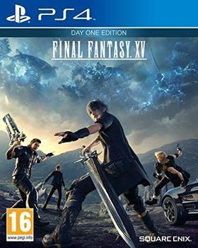 Square Enix Final Fantasy XV - Day One Edition (PEGI) (PS4)