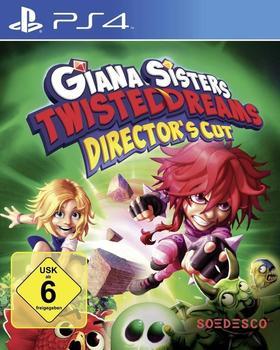 Soedesco Giana Sisters: Twisted Dreams - Directors Cut (PS4)
