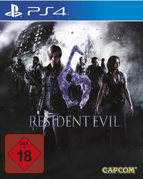 Capcom Resident Evil 6 (PS4)