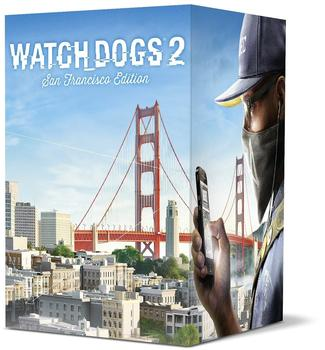 UbiSoft Watch Dogs 2 - San Francisco Edition (PEGI) (PS4)