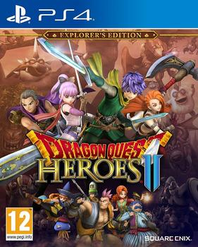 Square Enix Dragon Quest Heroes II - Explorers Edition (PEGI) (PS4)