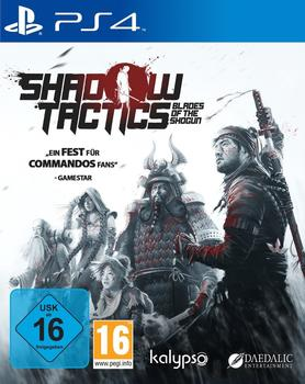Kalypso Shadow Tactics: Blades of the Shogun (PEGI) (PS4)