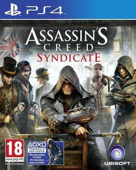 UbiSoft Assassin's Creed: Syndicate (PEGI) (PS4)