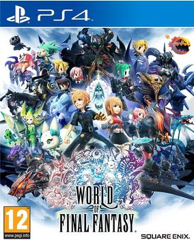 Square Enix World of Final Fantasy (PEGI) (PS4)