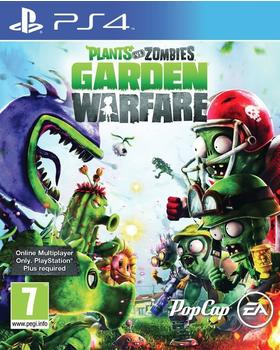 Electronic Arts Plants vs Zombies, Garden Warfare PS4