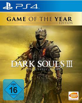 Namco Dark Souls III: The Fire Fades Edition - Game of the Year Edition (PEGI) (PS4)