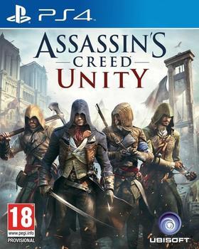 UbiSoft Assassins Creed, Unity PS4