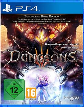 Dungeons 3: Besonders Böse Edition (PS4)