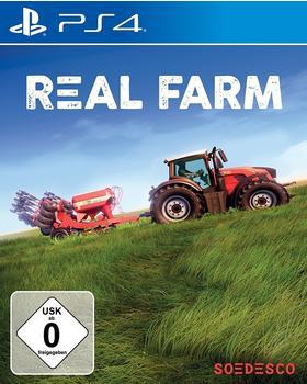 NBG Real Farm: Der echte Bauernhof Simulator (PS4)