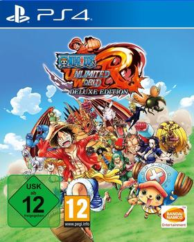 Bandai Namco Entertainment One Piece Unlimited World Red - Deluxe Edition