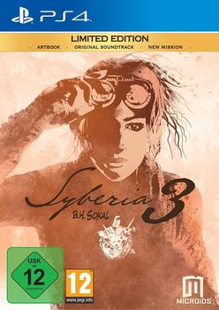 Syberia 3: Limited Edition (PS4)