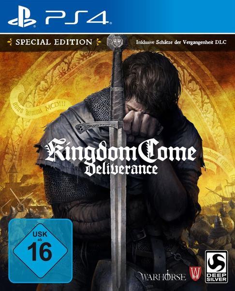 Deep Silver Kingdom Come: Deliverance - Special Edition (PEGI) (PS4)