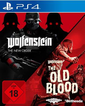 Wolfenstein: The New Order + Wolfenstein: The Old Blood (PS4)