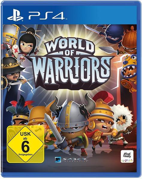 Sony World of Warriors PS4