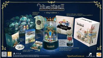 Ni No Kuni 2: Schicksal eines Königreichs - King's Edition (PS4)