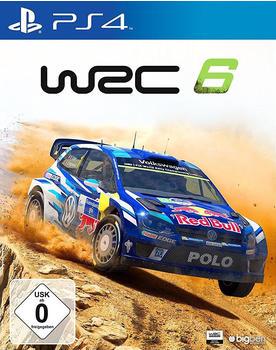 Ak tronic WRC 6