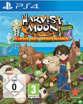 Harvest Moon: Licht der Hoffnung - Special Edition (PS4)