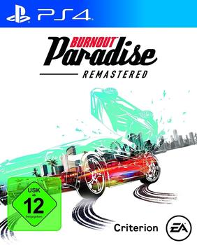 Burnout: Paradise - Remastered (PS4)