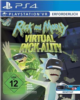 Rick and Morty: Virtual Rick-ality (PS4)
