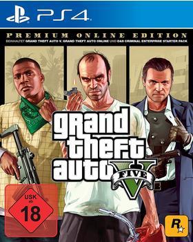Grand Theft Auto 5: Premium Edition (PS4)