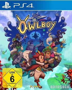 NBG Owlboy (PlayStation 4)