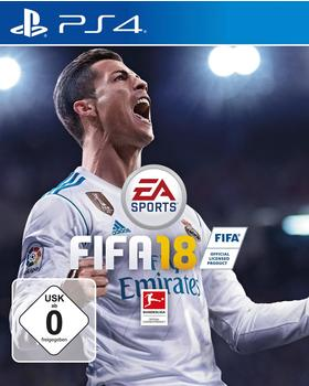 Electronic Arts FIFA 18 - Steelbook Edition (PS4)