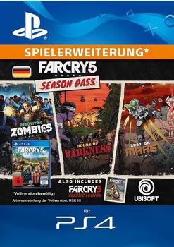 UbiSoft Far Cry 5 - Season Pass (Download) (PS4)