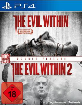 The Evil Within + The Evil Within 2 - Double Feature (PS4)