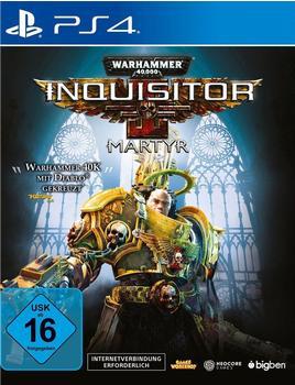 Bigben Interactive Warhammer 40.000: Inquisitor - Martyr (PS4)