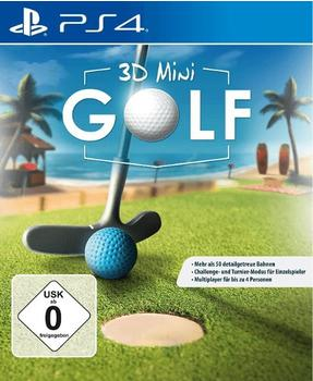 Ak tronic 3D Mini Golf (PlayStation 4