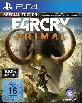 Ak tronic Far Cry Primal - Sonder-Edition (PS4)