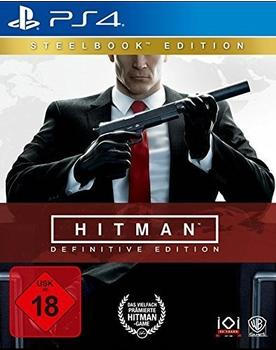 Hitman: Definitive Edition - Steelbook Edition (PS4)