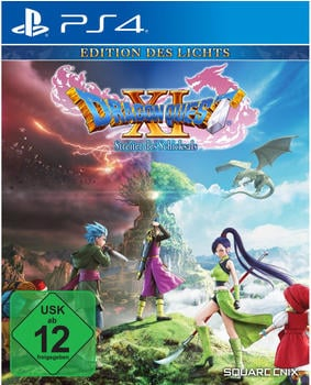 Square Enix Dragon Quest XI: Streiter des Schicksals Day One Edition PS4