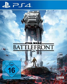 Electronic Arts Star Wars: Battlefront (PEGI) (PS4)