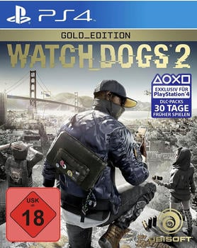 UbiSoft Watch Dogs 2 - Gold Edition (PEGI) (PS4)