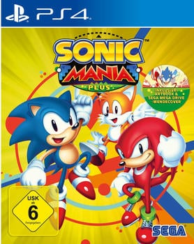 Sega Sonic Mania Plus PS4