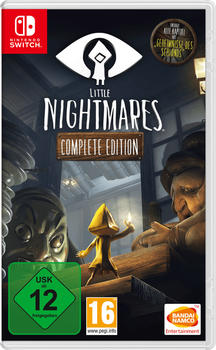 Atari Little Nightmares Complete Edition SWITCH