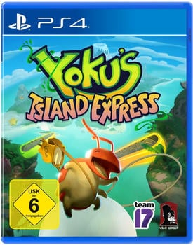 NBG Yokus Island Express (PlayStation 4)