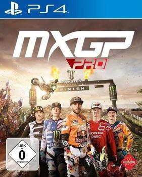 Namco MXGP Pro (PlayStation 4)