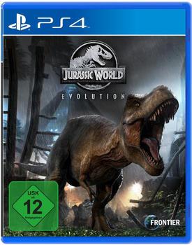 NBG Jurassic World Evolution (PS4)