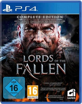 CI Games Lords of the Fallen Complete Edition [Ps4]