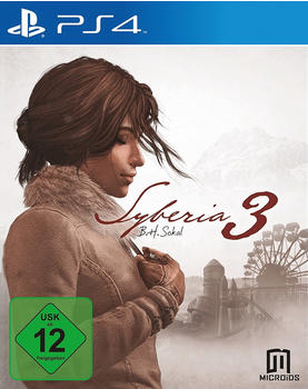 Astragon Syberia 3 (PEGI) (PS4)