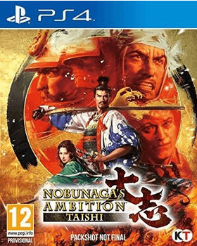 KOCH Media Nobunagas Ambition Taishi PS-4