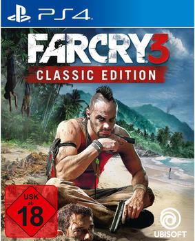 UbiSoft Far Cry 3 Classic Edition PlayStation 4